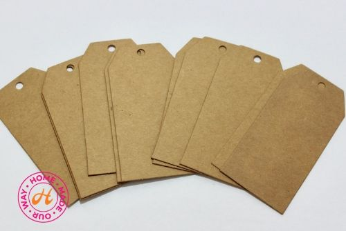 image of craft tags