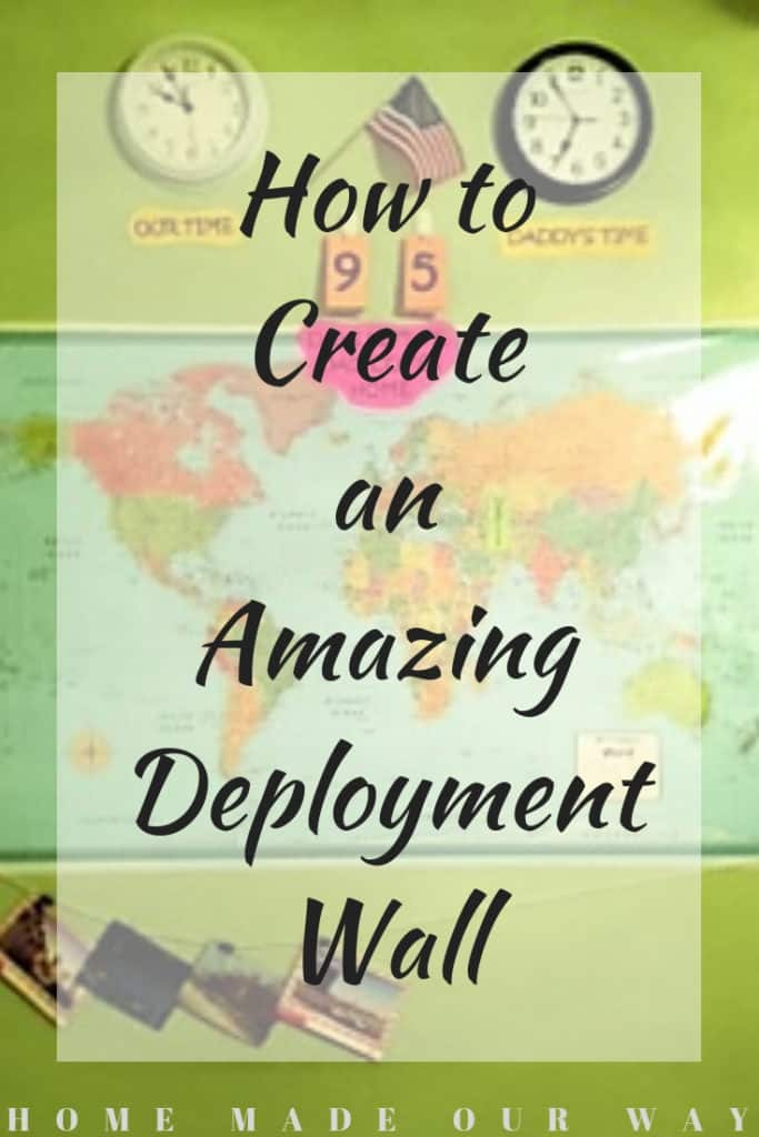Pin image for How to Create an Amazing Deployment Wall post