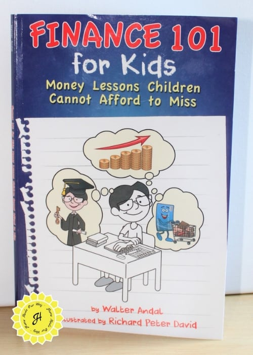 Finance 101 for Kids by Walter Andal