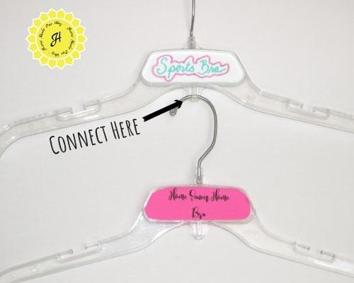 attaching hangers