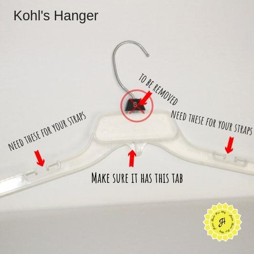 kohls hanger