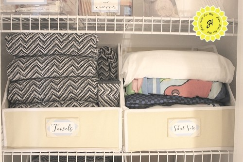 towels and bedding sets
