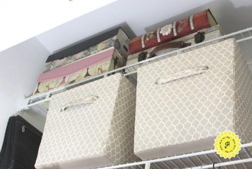 additional shelves