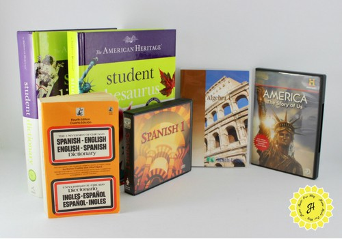 additional resources for homeschool