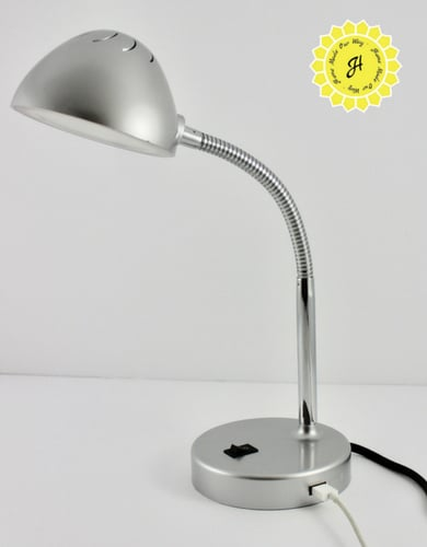 lamp with usb slot for charging