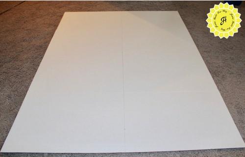 trifold board