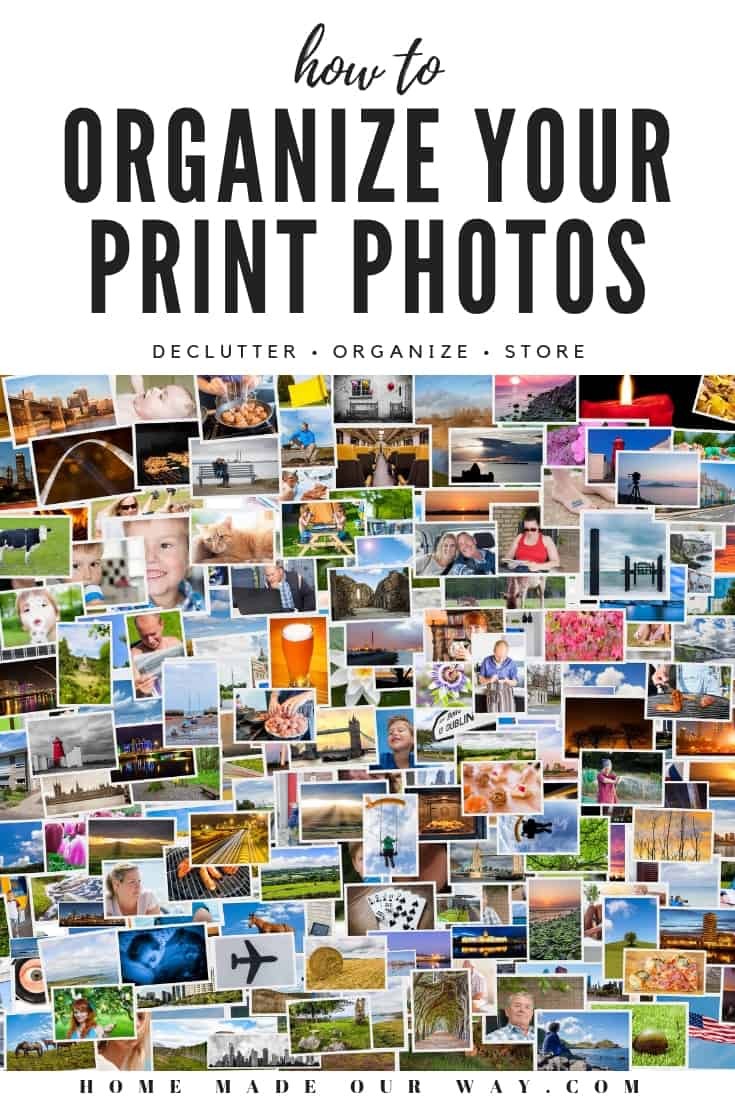 pin image for print photo organization