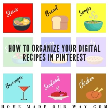 How to Centralize and Organize Your Digital Recipes