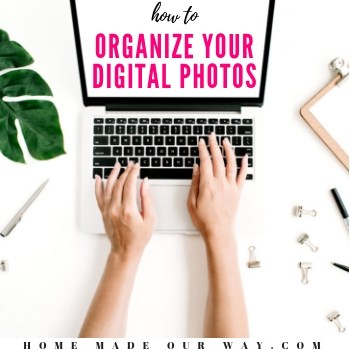 Are your digital photos a mess? Read two ways you can organize them so you can find your photos easily. | organizing digital photos | mac | Google Photos | desktop folders | computer | ideas and tips | pictures | smartphone | iphone| SD cards | digital cameras | tablet | #organize #digital #photos #pictures