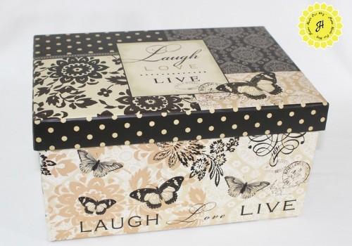 feminine products decorative box