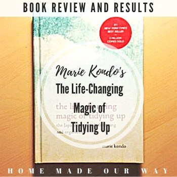 Read whether Marie Kondo's book, the Life-Changing Magic of Tidying Up really works. Can it really change your life? | book review and results | declutter | purging | clothes | closet | donations | money-saving | #mariekondo #organizing #clothes clothes #closets #Kon-Mari #Konmari