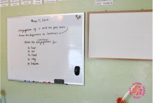 image of whiteboards